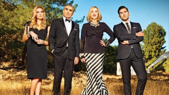 Schitt's Creek TV show: season 3