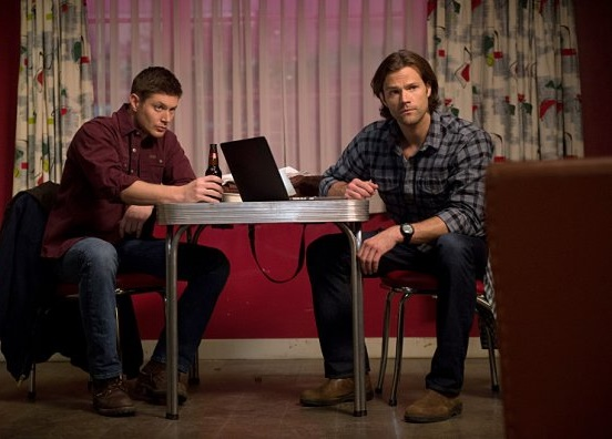 Supernatural TV show on The CW: season 12 renewal