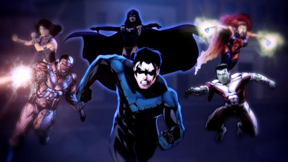 Titans TV show plans revived?