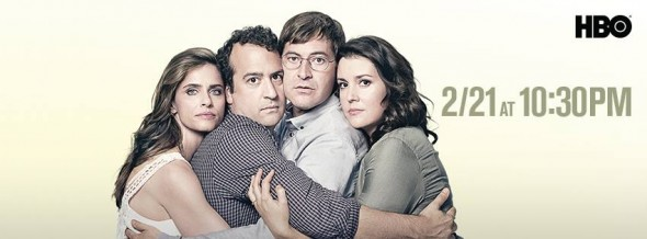 Togetherness TV show on HBO: ratings (cancel or renew?)
