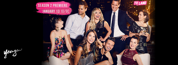 Younger TV show on TV Land: ratings (cancel or renew?)