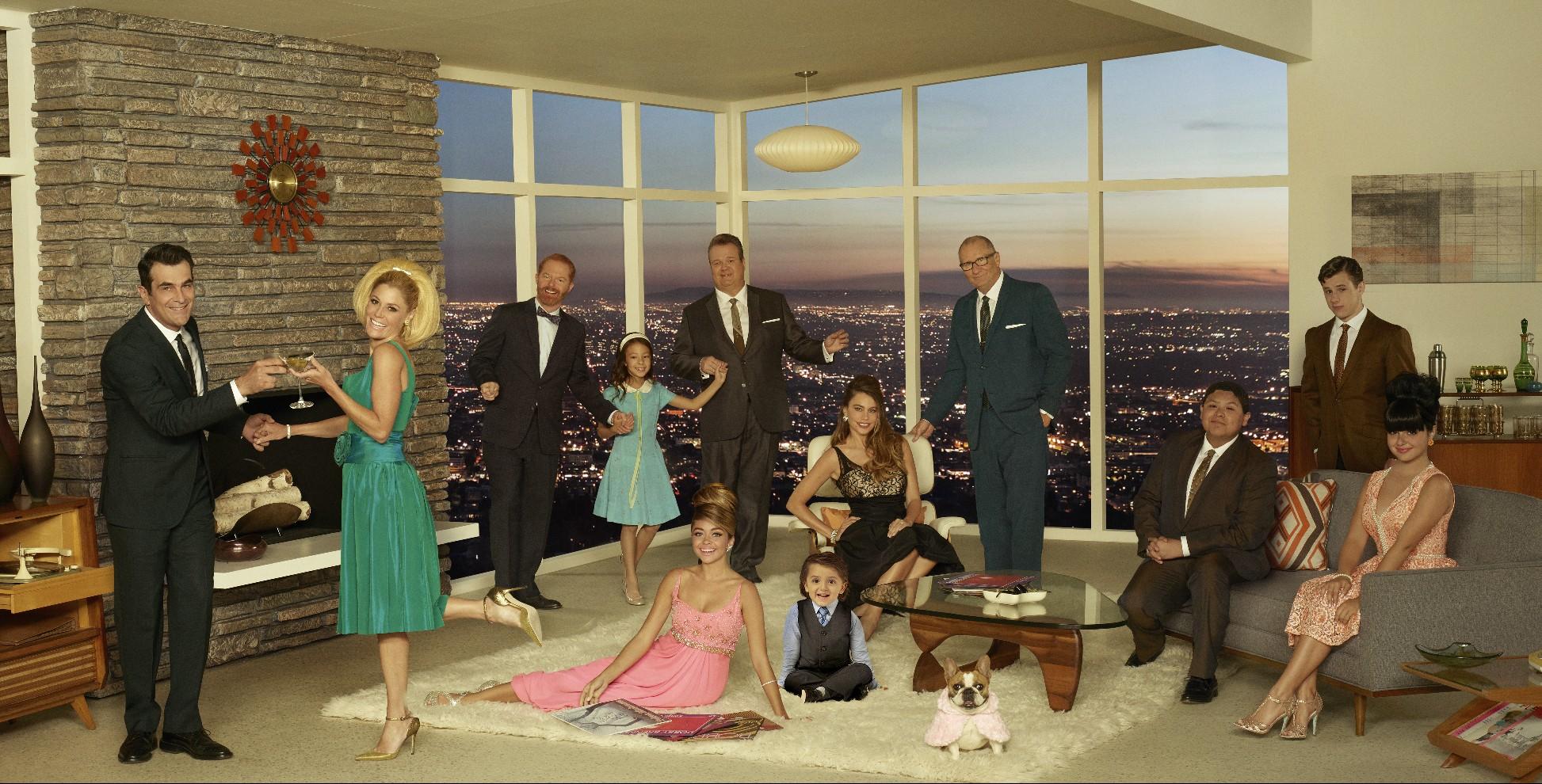 Modern Family Tv Now