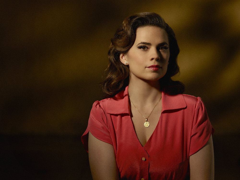 Hayley atwell agent carter s02e03 - 2 part 7
