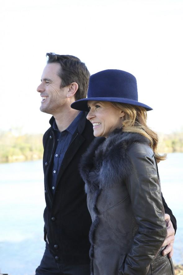 (ABC/Mark Levine) CHARLES ESTEN, CONNIE BRITTON