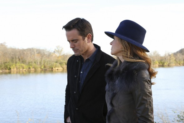 (ABC/Mark Levine) CHARLES ESTEN, CONNIE BRITTON