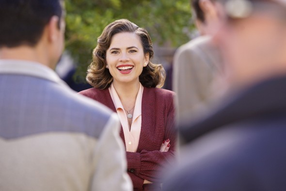 Marvel's Agent Carter TV show on ABC: season 2 (canceled or renewed?); could Agent Peggy Carter go to Marvel's Agents of SHIELD?