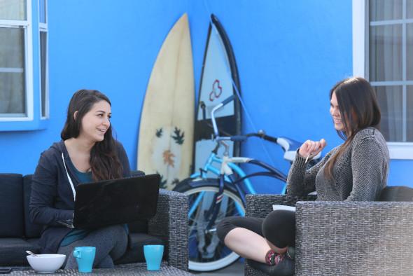 Monica the Medium TV show on Freeform: season 2 (canceled or renewed); Monica Ten-Kate, Krista Gray.