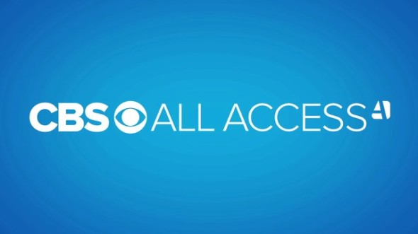 CBS All Access TV shows