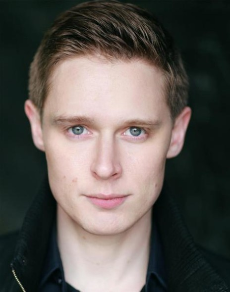 Samuel Barnett courtesy of BBC America