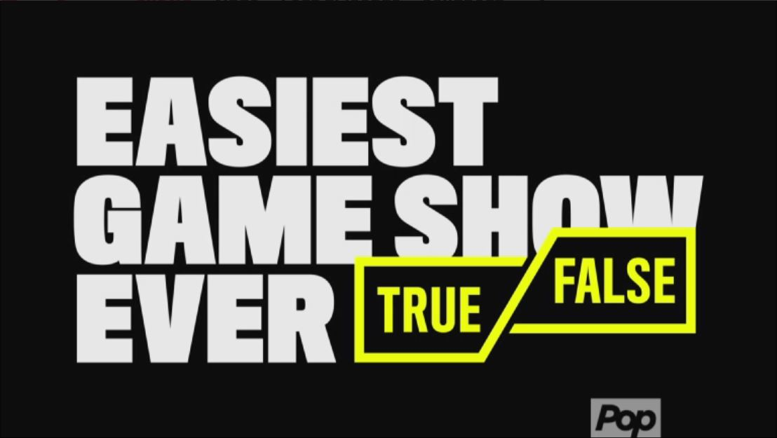 Easiest game show ever pop tv show to return canceled for Pop quiz tv show