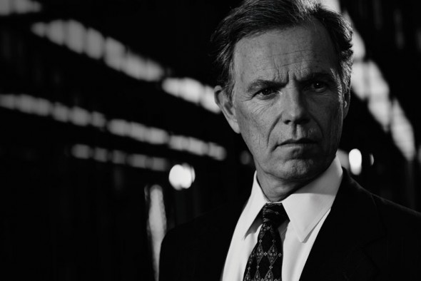The People Vs Oj Simpson: American Crime Story. Bruce Greenwood as Gil Garcetti. Photo credit: Michael Becker/FX Networks. Copyright FX Networks, 2015. All rights reserved.