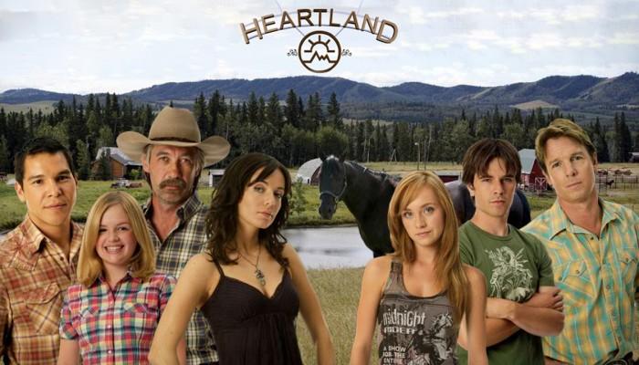 heartland  up  u0026quot surrenders u0026quot  and announces season nine premiere - canceled tv shows