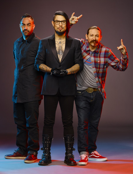 Ink Master TV show on Spike: season 9 renewal (canceled or renewed?)