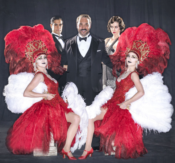 Mr Selfridge TV show on PBS