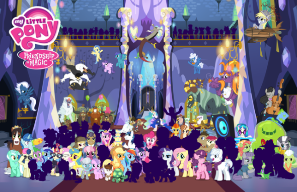 my little pony friendship is magic season six coming to discovery