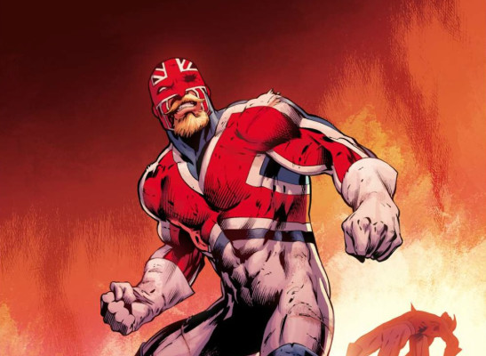 Marvel's Captain Britain TV Show