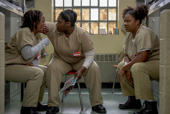 Orange Is The New Black YV show on Netflix: season 4