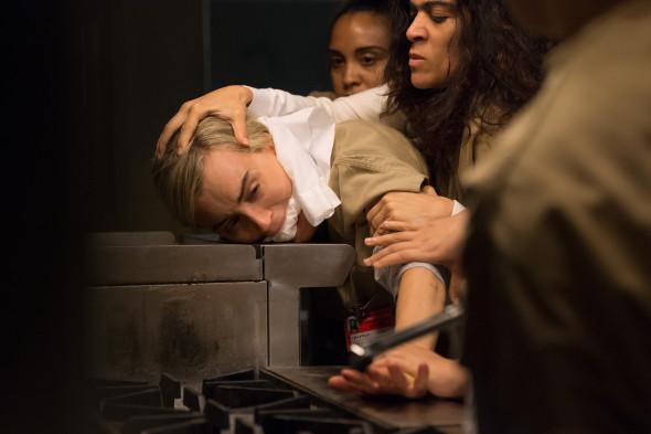 Orange Is The New Black YV show on Netflix: season 4