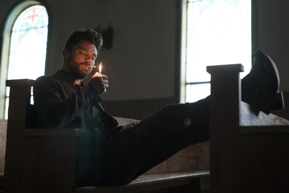 Preacher TV show on AMC: season 1 premiere (canceled or renewed?)