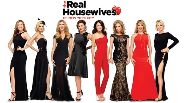 The real housewives of new york city season nine coming for Tv shows to see in new york
