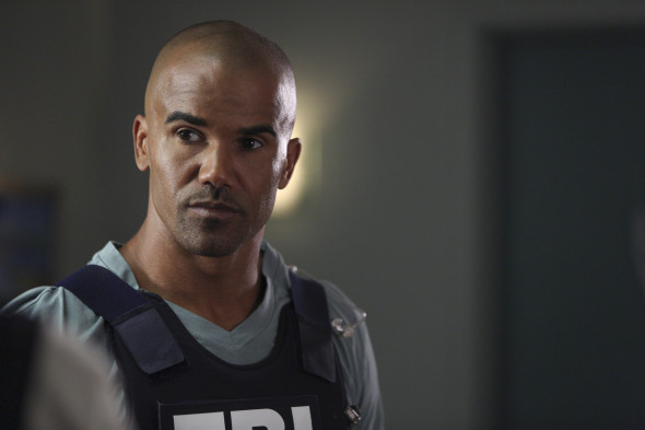 Shemar Moore as Derek Morgan. Photo: Cliff Lipson/CBS ©2015 CBS Broadcasting, Inc. All Rights Reserved