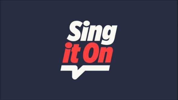 Sing it On TV show