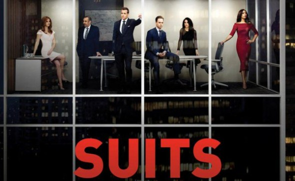 Suits TV show on USA Network: season five (canceled or renewed?)