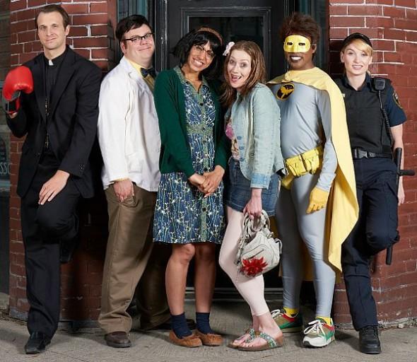 Sunnyside TV show on City TV: canceled, no season 2