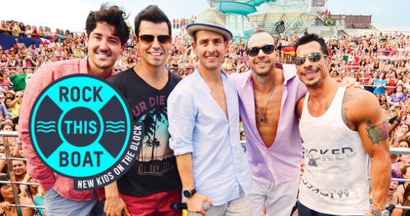 Rock This Boat: New Kids on the Block TV show