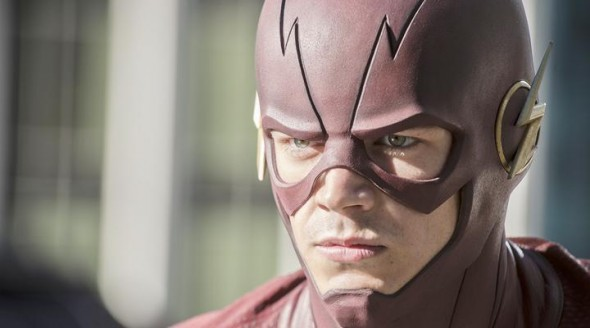 The Flash TV show on The CW: season 3 renewal