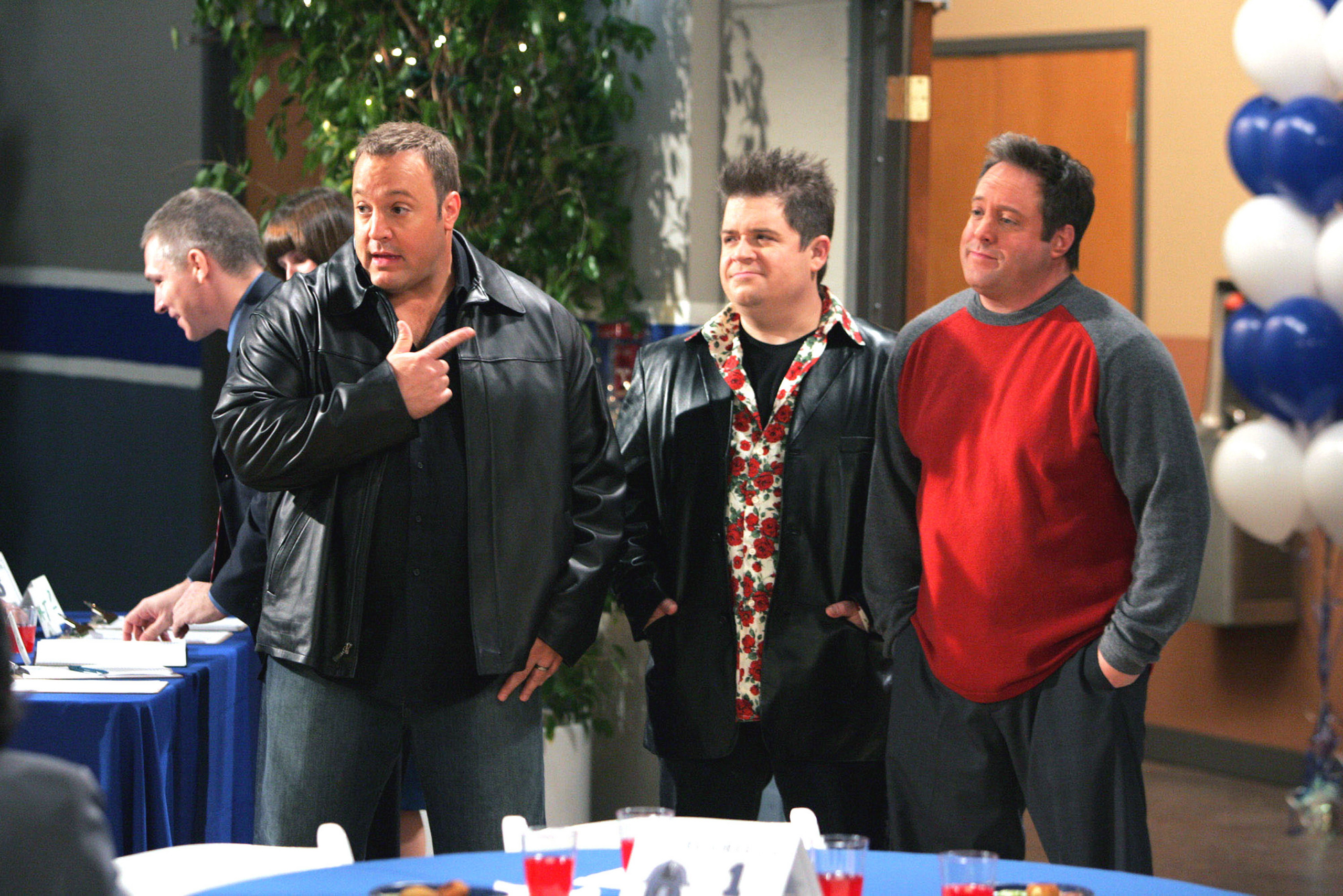 The King Of Queens: Gary Valentine Reunites With Kevin James For New CBS  Comedy   Canceled TV Shows   TV Series Finale