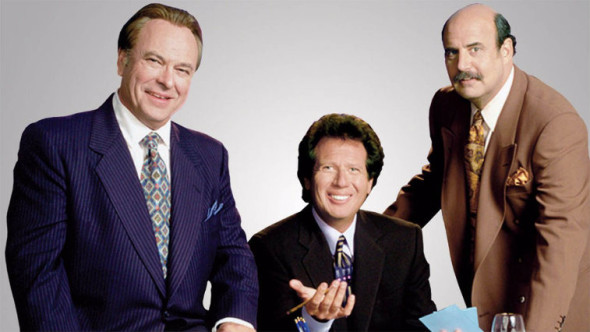 The Larry Sanders Show TV show on HBO: canceled or renewed?