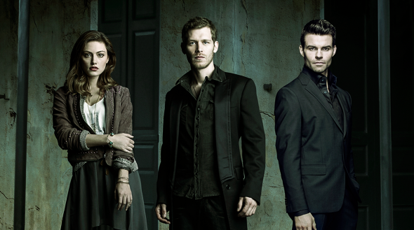 The Originals TV show on The CW: season 4 renewal