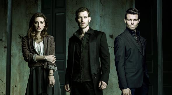 The Originals TV show on The CW: season 4 renewal