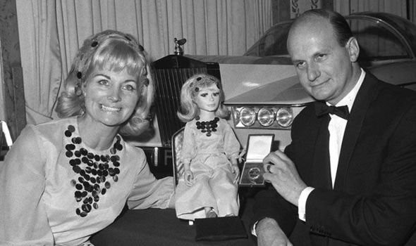 Thunderbirds TV show co-creator Sylvia Anderson is dead at 88