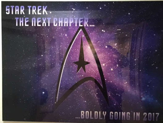 Star Trek 2017 TV series