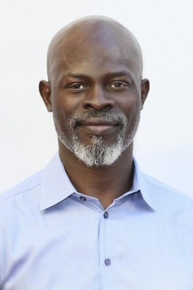 WAYWARD PINES: Djimon Hounsou is set to play CJ Mitchum in Season Two of WAYWARD PINES this summer on FOX. (Photo by David Livingston/Getty Images)