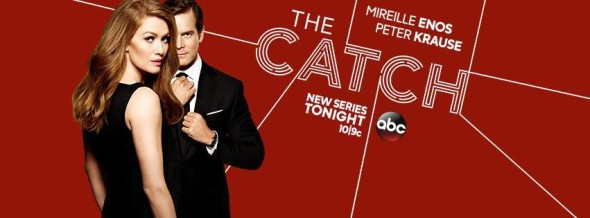The Catch TV show on ABC: ratings (cancel or renew?)