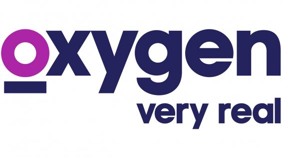 Oxygen TV shows logo