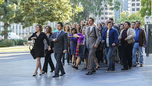 Crazy Ex-Girlfriend TV show on The CW: season 2