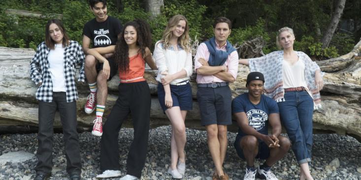 Dead of Summer TV show on Freeform: canceled, no season 2