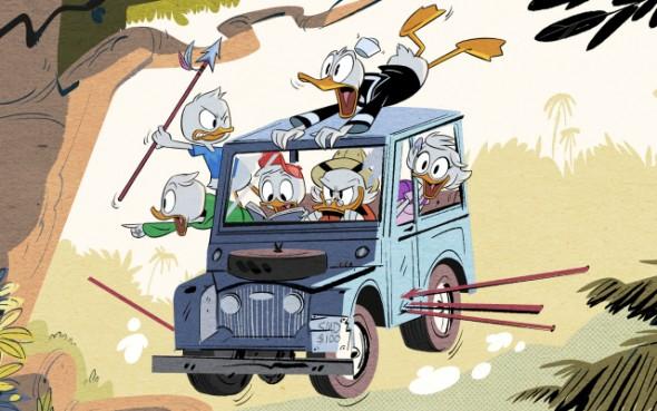 DuckTales TV show