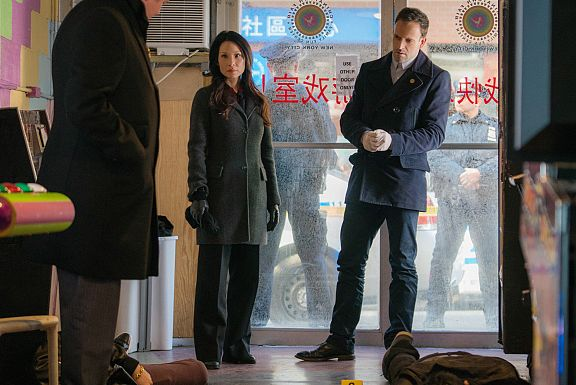 Elementary TV show on CBS: season 5