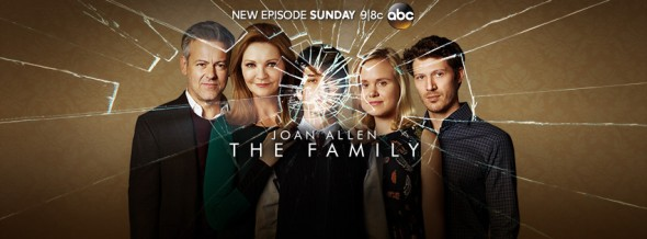 The Family TV show on ABC: rating s(cancel or renew?)