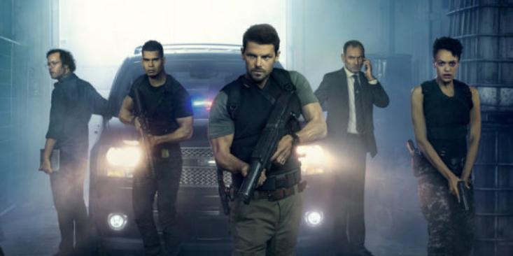 Hunters TV show on Syfy: canceled, no season 2