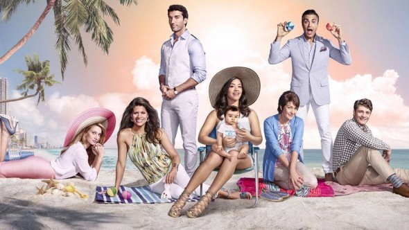 Jane the Virgin TV show on The CW: season 3