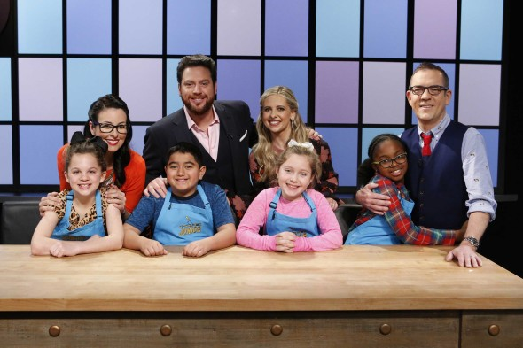 Chopped Junior TV show on Food Network: season 2 (canceled or renewed?)