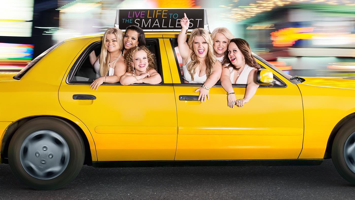 Little women ny season two coming to lifetime in may for Tv shows to see in new york