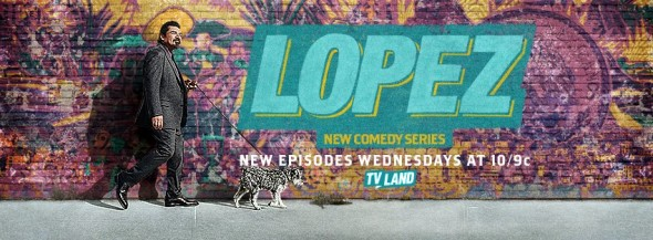 Lopez TV show on TV Land: ratings (cancel or renew?)