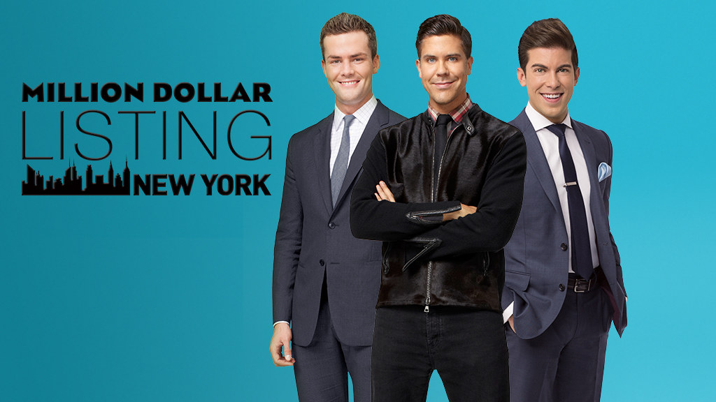 Million dollar listing new york season five coming to for Tv shows to see in new york